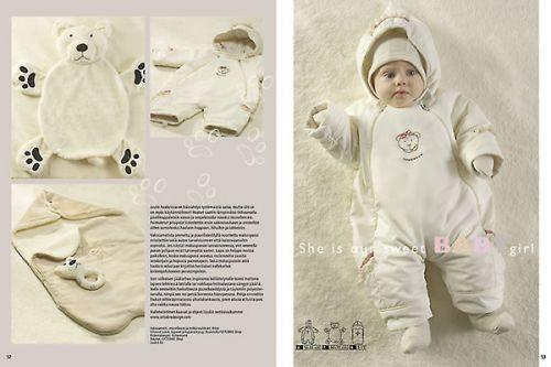 Схема вязания комбинезона детского под памперс
