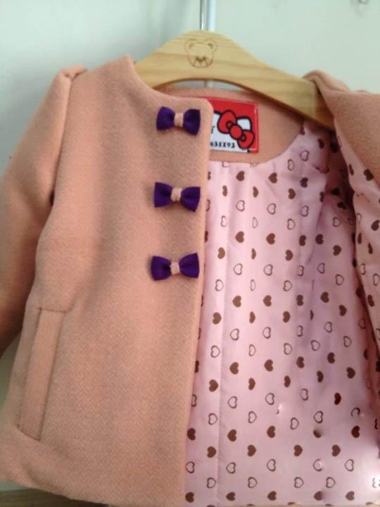 Мастер-класс по пошиву детского двубортного пальто Ярмарка Мастеров