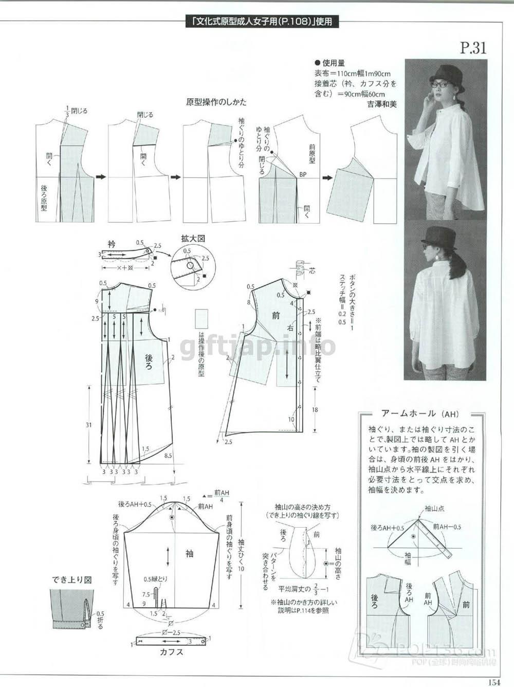 Как быстро сшить блузку своими руками без выкройки для полных женщин