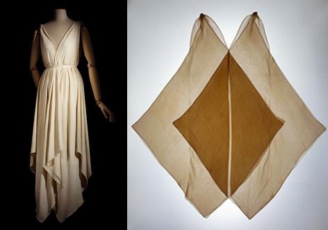 платья в греческом стиле сшить - фото.