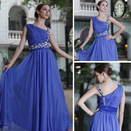 сшить длинное платье в греческом стиле.